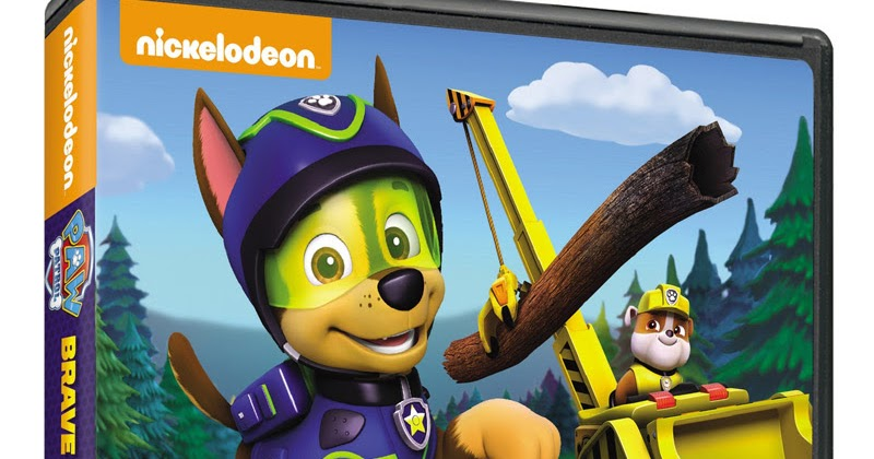 Paw Patrol Brave Heroes Big Rescues Coming To Dvd March 1