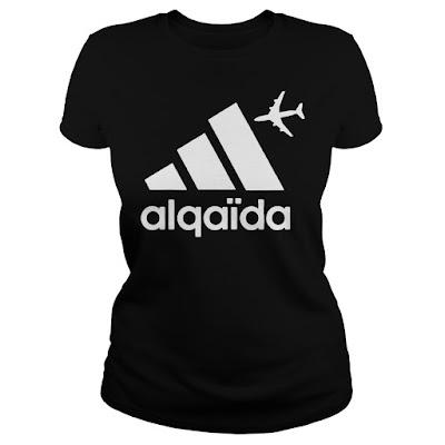 Al Qaeda Adidas Shirt - Al Qaeda Adidas Logo T Shirt Hoodie