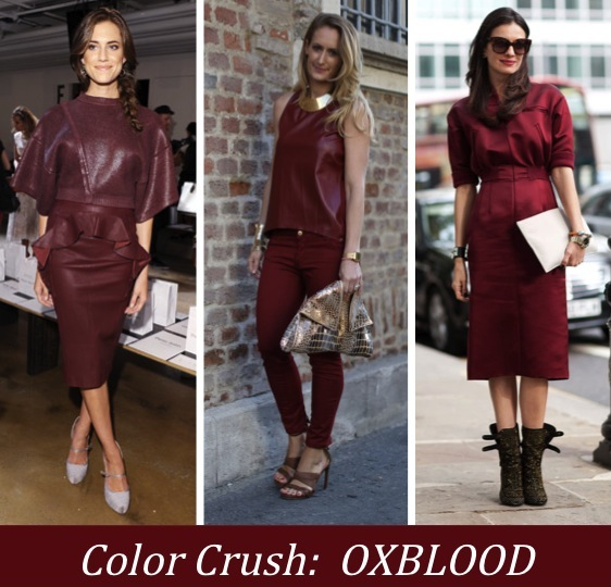 A Bit Of Sass Color Crush Oxblood