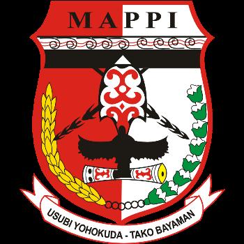 Logo Kabupaten Mappi PNG