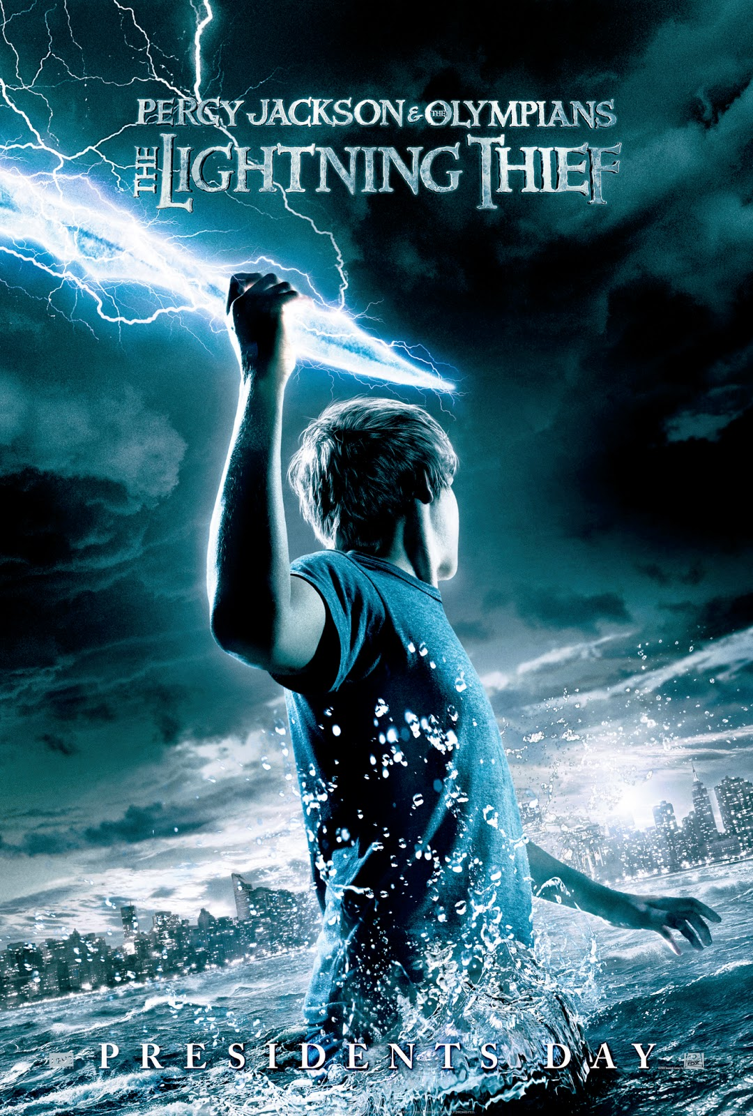 Percy Jackson & the Olympians: The Lightning Thief 2010