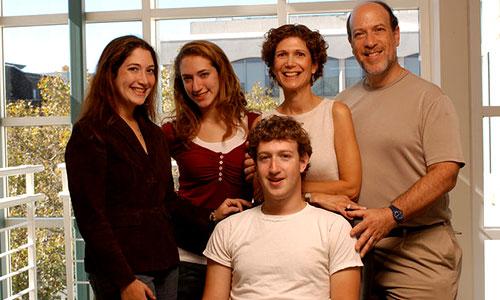 Ayah Mark Zuckerberg yang Hidup Sederhana