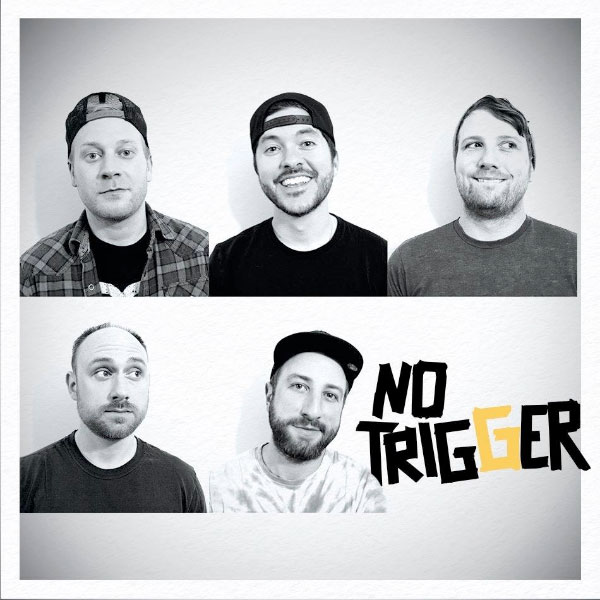 "No Trigger stream new song ""Dogs On Acid"", announce new album ""Adult Braces'"""