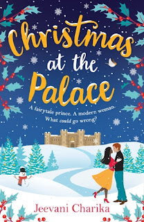 Christmas at the Palace by Jeevani Charika cover