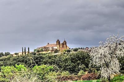 Convento San Joaquín Abiego Sierra de Guara