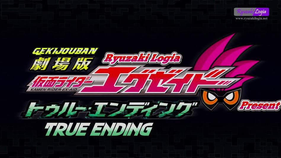 Kamen Rider Ex-Aid The Movie: True Ending Subtitle Indonesia