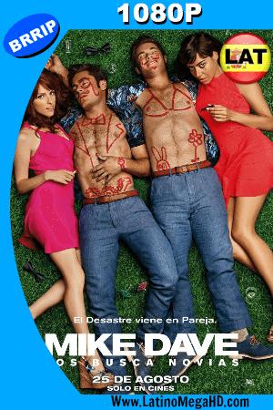 Mike y Dave: Los Busca Novias (2016) Latino HD 1080P ()