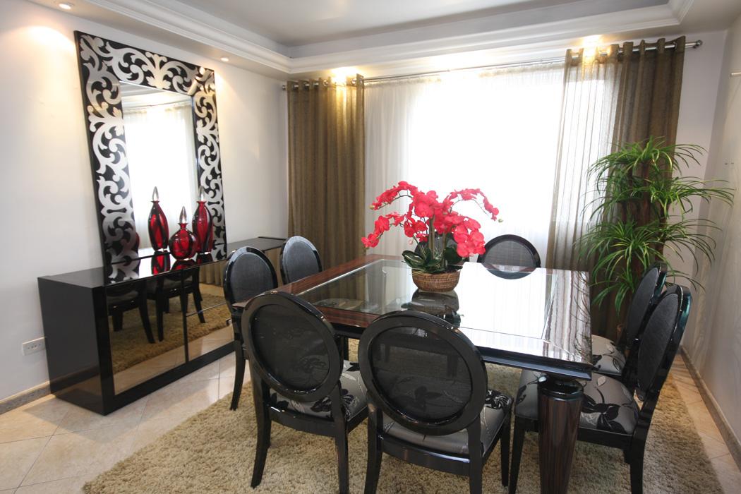 Artesanato Kakareko Resende Costa Mg ~ Construindo Minha Casa Clean 21 Salas de Jantar dos