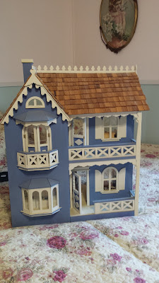 A Minature Doll House, Living From Glory To Glory Blog...