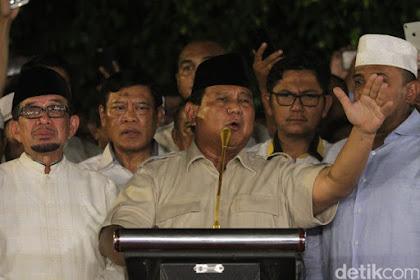 Klaim Menang 62% Prabowo, dari Mana Datanya?