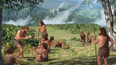 Periodo paleolítico: ¿como llego a poblar el mundo la humanidad?