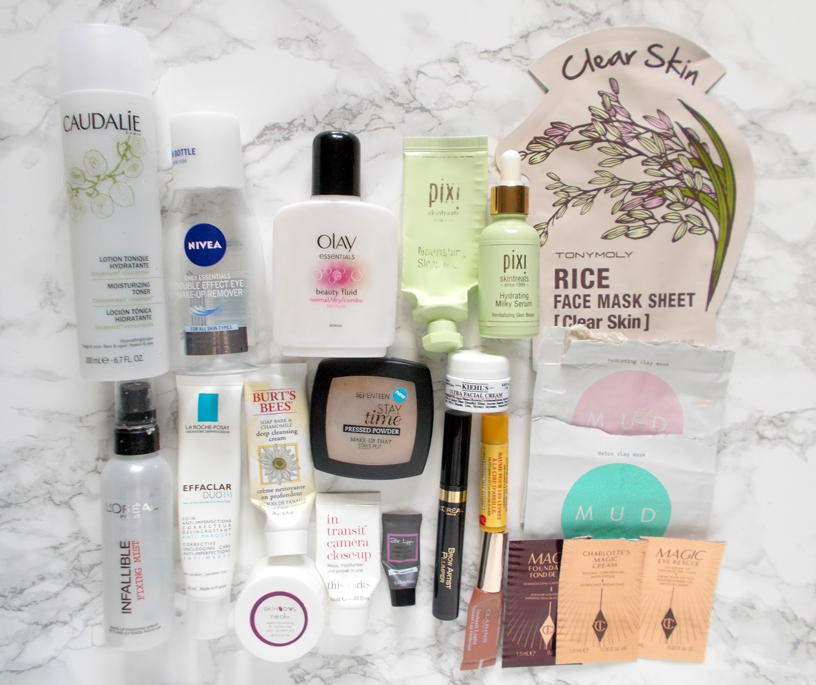 danielles beauty blog empties