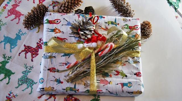 Pretty Christmas Wrapping