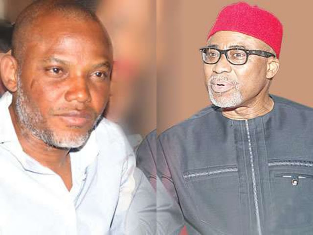 Senator Abaribe tells Buratai to explain Kanu's whereabouts