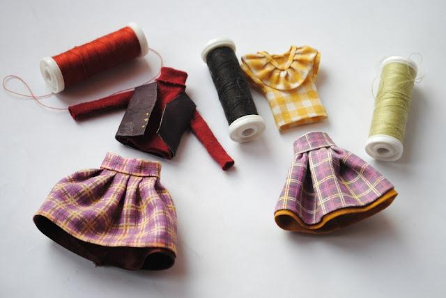 Jesienne spódnice, Fall skirts