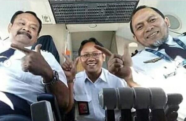 Viral Para Pilot Dukung Prabowo, IPI Klaim Tak Terlibat