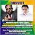 Deputados Fernando e Felipe Francischini neste sábado, 14, em Laranjeiras do Sul