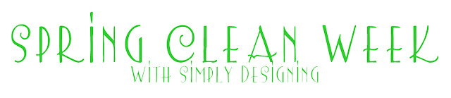 spring clean week logo DIY Soap Scum Remover and Carpet Stain Remover 11