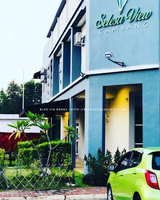Selesa View Hotel Gambang Pahang