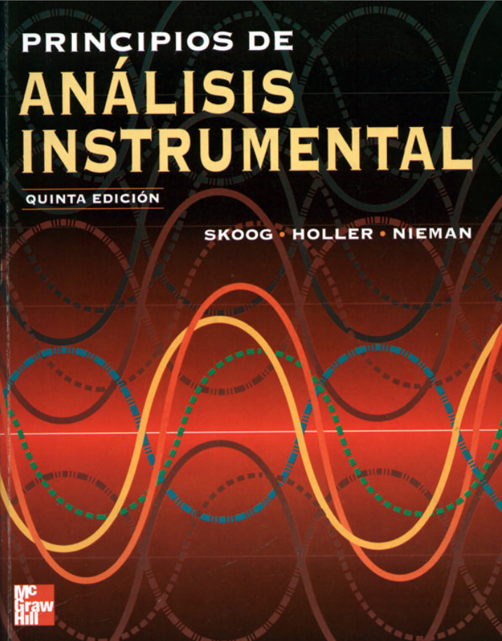 principios de analisis instrumental skoog pdf