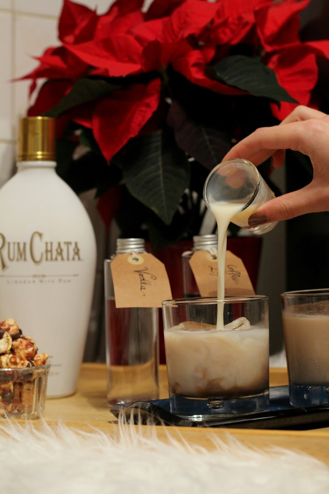 coffee cocktail RumChata peexo