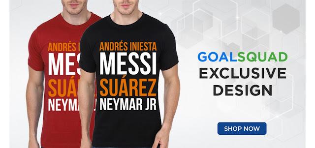 Shop Online in India Goalsquad exclusive designs, Exclusive Designs, Exclusive Designer T shirts