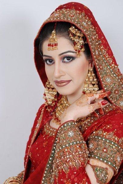 Bridal Dresses Pakistani Culture Jugno World