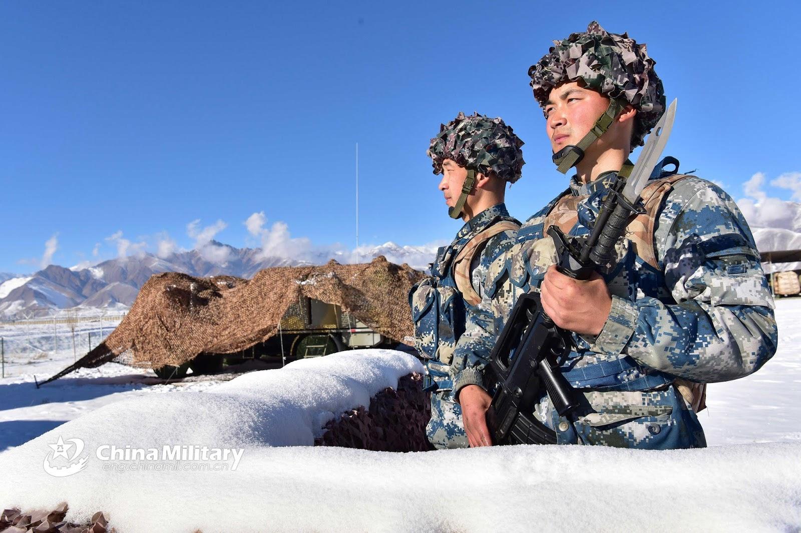 China Prepares for War