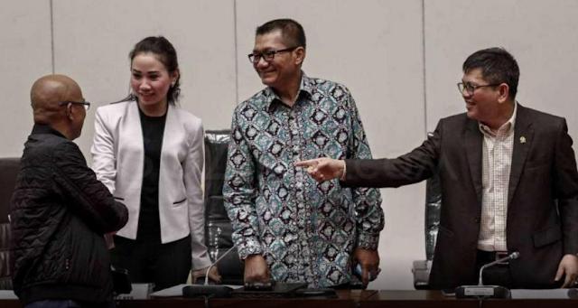Ini Respon Jokowi Saat Tahu Pansus Angket KPK Ingin Bertemu