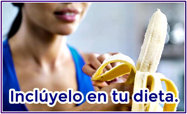 Incluye el banano en tu dieta para mejorar tu salud