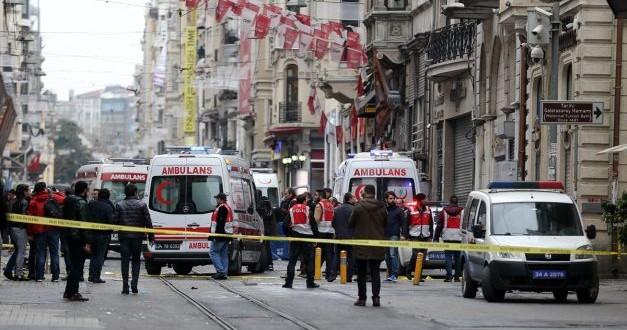 سقوط جرحى وتسجيل خسائر كبيرة جراء انفجار قوي ضرب منتجع انطاليا بجنوب تركيا