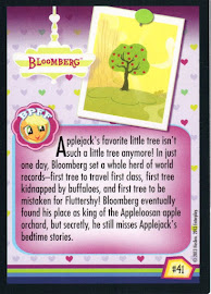 My Little Pony Bloomberg Series 2 Trading Card