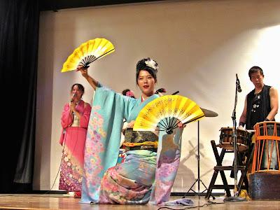 Kirakuza, folclore japonés en México