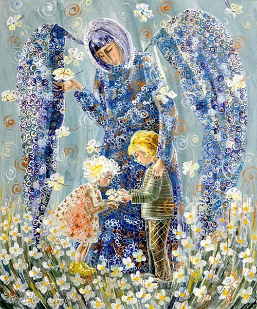 Il fantastico mondo della pittura Marina%2BCzajkowska%2B4