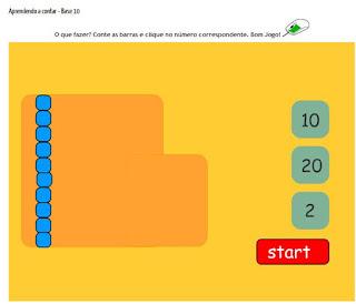 http://www.jogosdaescola.com.br/play/index.php/numeros/627-aprendendo-a-contar-base-10