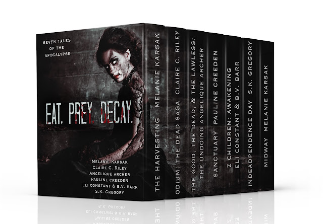 Eat. Prey. Decay. Boxed Set is LIVE for $0.99!!