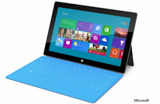 MS's Tablet:The Surface