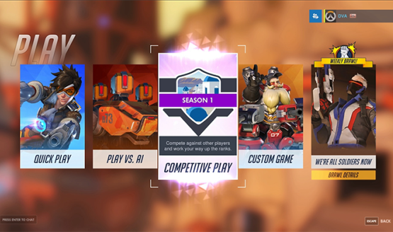 Hero Limit in Overwatch's Competitive Play Will Not Be Remove Says Blizzard