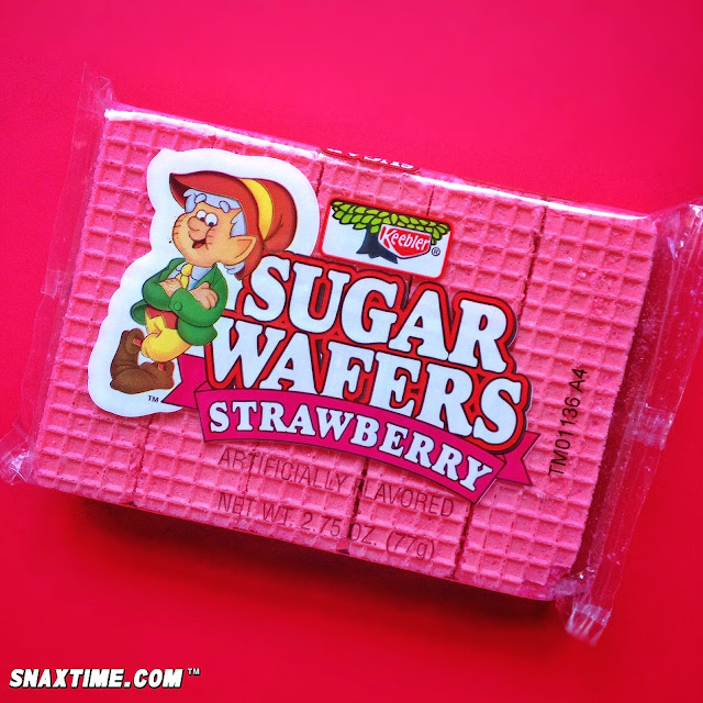 Keebler Strawberry Sugar Wafers Best Of America S Snacks