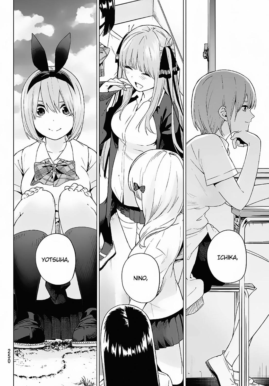 Baca Manga Go-toubun No Hanayome Chapter 4 Bahasa Indonesia