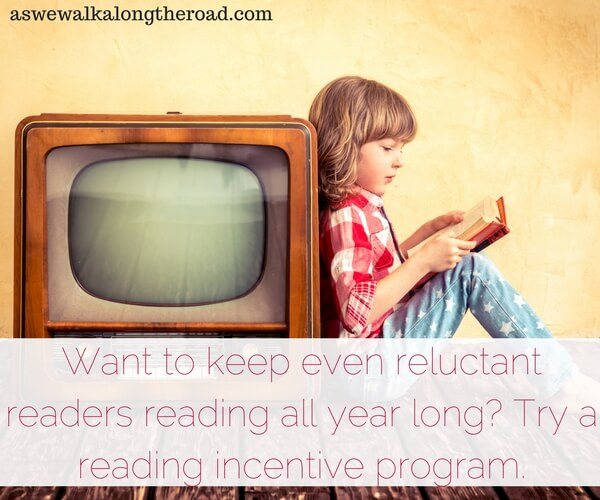 Reading incentive programs for kids