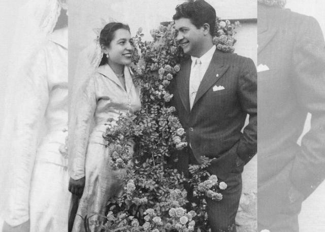 Turgut Özal ve Semra Özal Evliliği