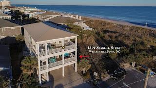 13 Seagull Street Unit A, Wrightsville Beach NC 28480