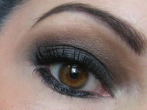 beaut et sant le meilleur maquillage yeux marron. Black Bedroom Furniture Sets. Home Design Ideas