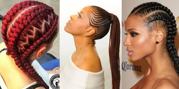 Amazing Cornrow Braids The Haircut Web