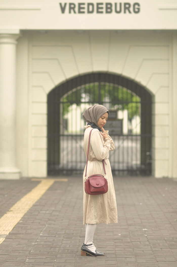 Outfit And Style Tips Wear It Simply With A Fine Dress And Wudhu Friendly Tights Style Whimsical