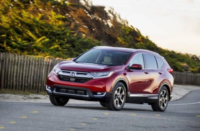 2018 Honda CR-V Redesign