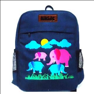 tas ransel lucu, tas anak sekolah, tas anak lucu