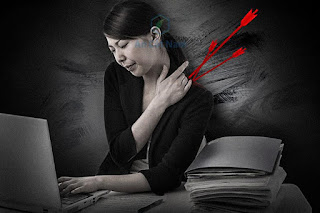 Đau mỏi vai gáy và nguyên nhân cơ học gây đau mỏi vai gáy