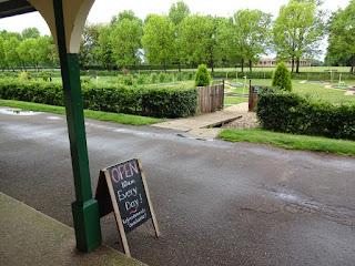 Eaton Park Crazy Golf in Norwich